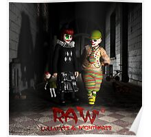 RAW - Lullabyes & Nightmares Poster