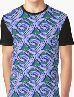 An abstract pattern. Imitation oil paints Graphic T-Shirt
