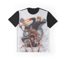The Monster Trio Graphic T-Shirt