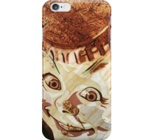 Vintage Coca-Cola Illustration iPhone Case/Skin