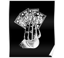Magic Card Trick Poster