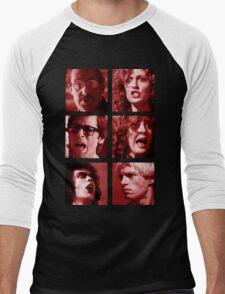 Rocky Horror Reactions  Men's Baseball ¾ T-Shirt