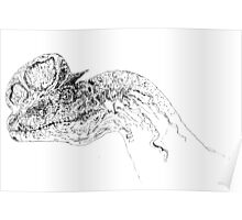 Dilophosaurus Poster