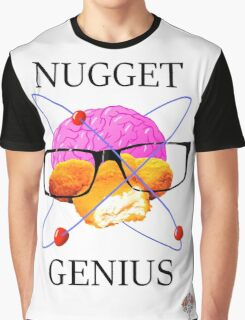 GMM Nugget Genius Graphic T-Shirt