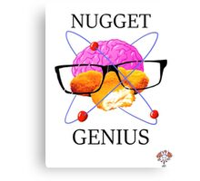 GMM Nugget Genius Canvas Print