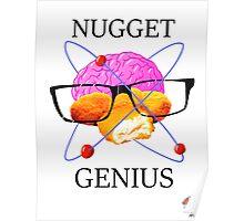 GMM Nugget Genius Poster