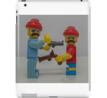 The brothers iPad Case/Skin
