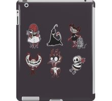 The Undesirables iPad Case/Skin