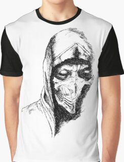 Scorpion Mortal Kombat X Graphic T-Shirt