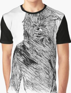 Chewy Art Graphic T-Shirt
