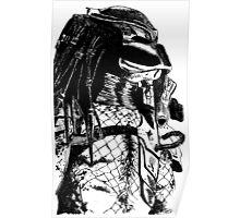 Predator Art Poster