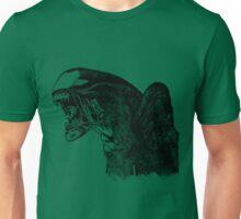 Alien Art Unisex T-Shirt