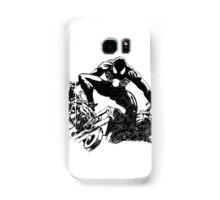 Black Spider-Man (Pen) Samsung Galaxy Case/Skin