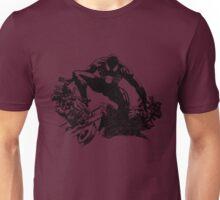 Black Spider-Man (Pen) Unisex T-Shirt