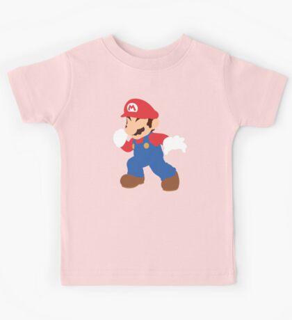 Mario - Super Smash Bros. Kids Tee