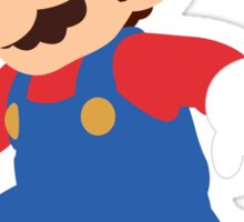 Mario - Super Smash Bros. Sticker