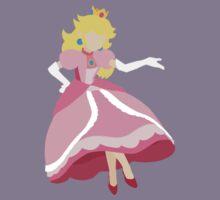 Peach - Super Smash Bros. Kids Tee