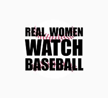Real Women Baseball Women's Fitted Scoop T-Shirt