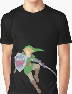 Link - Super Smash Bros. Graphic T-Shirt