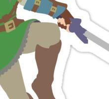 Link - Super Smash Bros. Sticker
