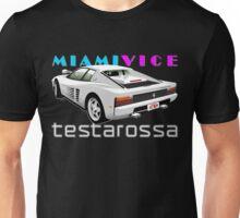 Ferrari Testarossa from Miami Vice Unisex T-Shirt
