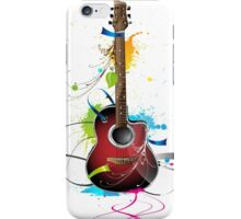 music lovers iPhone Case/Skin