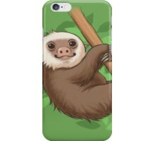 Baby Sloth iPhone Case/Skin