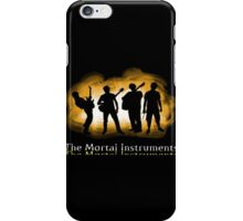The Mortal Instruments Band iPhone Case/Skin