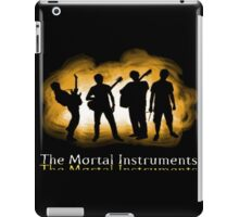 The Mortal Instruments Band iPad Case/Skin