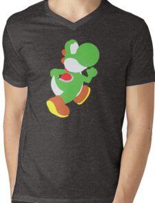 Yoshi - Super Smash Bros. Mens V-Neck T-Shirt