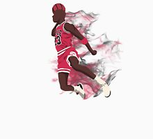 Air Jordan on Fire Unisex T-Shirt