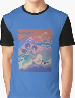 Abstract Idea Graphic T-Shirt