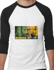 The walking bad Men's Baseball ¾ T-Shirt