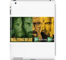 The walking bad iPad Case/Skin