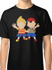Ness & Lucas (Black) - Super Smash Bros. [Requested] Classic T-Shirt