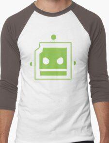 Team Robot Men's Baseball ¾ T-Shirt