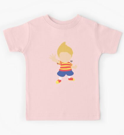 Lucas - Super Smash Bros. Kids Tee