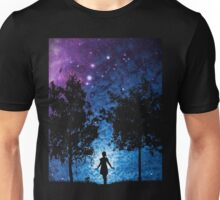 Galaxy-Dark Side Unisex T-Shirt