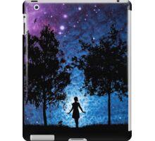 Galaxy-Dark Side iPad Case/Skin