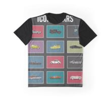 Iconic Cars - Collection Graphic T-Shirt