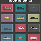 Iconic Cars - Collection by David Wildish