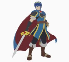 Marth - Super Smash Bros. Kids Tee