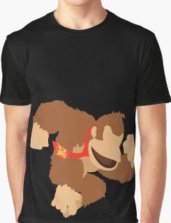 Donkey Kong - Super Smash Bros. Graphic T-Shirt