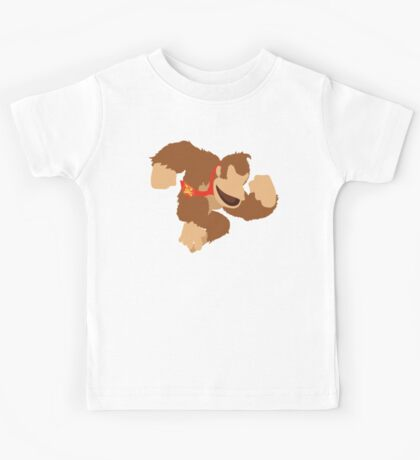 Donkey Kong - Super Smash Bros. Kids Tee