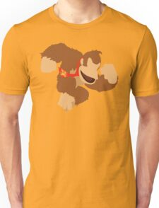 Donkey Kong - Super Smash Bros. Unisex T-Shirt