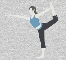 Wii Fit Trainer ♀ - Super Smash Bros. One Piece - Short Sleeve