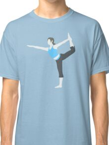 Wii Fit Trainer ♀ - Super Smash Bros. Classic T-Shirt