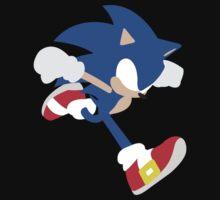 Sonic - Super Smash Bros.  One Piece - Short Sleeve