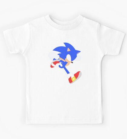 Sonic - Super Smash Bros.  Kids Tee