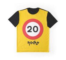 20 rocks! Graphic T-Shirt